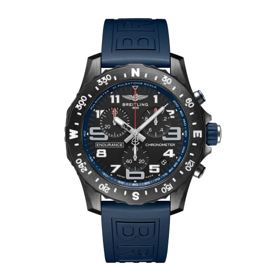 Picture of Breitling Endurance Pro Breitlight® with Blue Strap