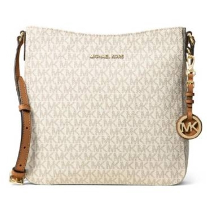 Picture of Michael Kors Jet Set Travel Signature Large Messenge