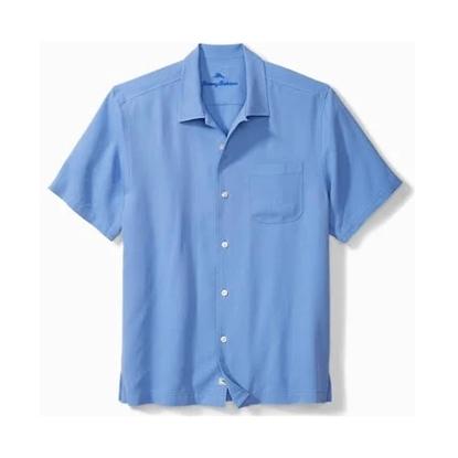 Picture of Tommy Bahama Hawaiian Herringbone Shirt