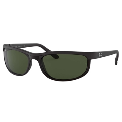 Picture of Ray-Ban® Predator 2 - Black with Green Lens
