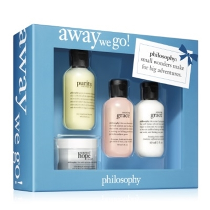 Picture of Philosophy ''Away We Go'' Set