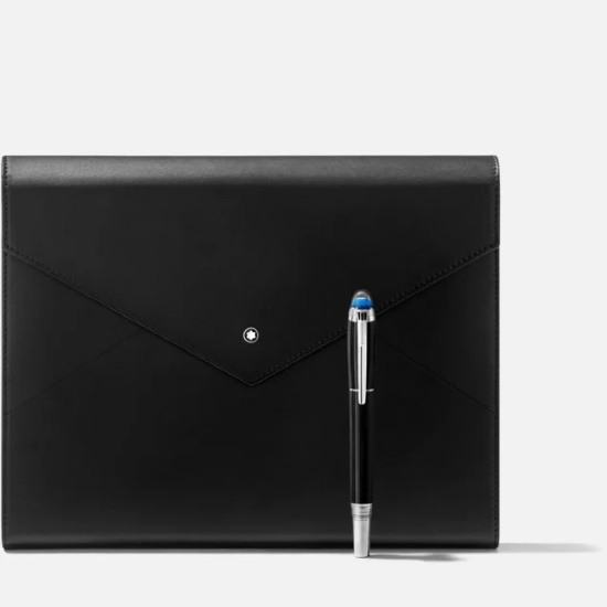 Picture of Montblanc Augmented Paper Urban Spirit Black