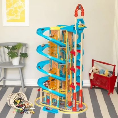 Picture of KidKraft Super Vortex Racing Tower