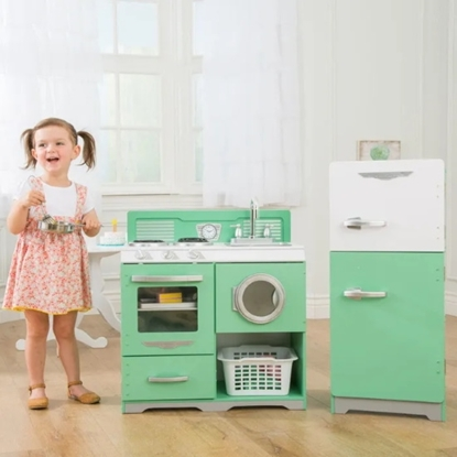 Picture of KidKraft Homestyle 2-Piece Kitchen