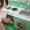 Picture of KidKraft Homestyle 2-Piece Kitchen