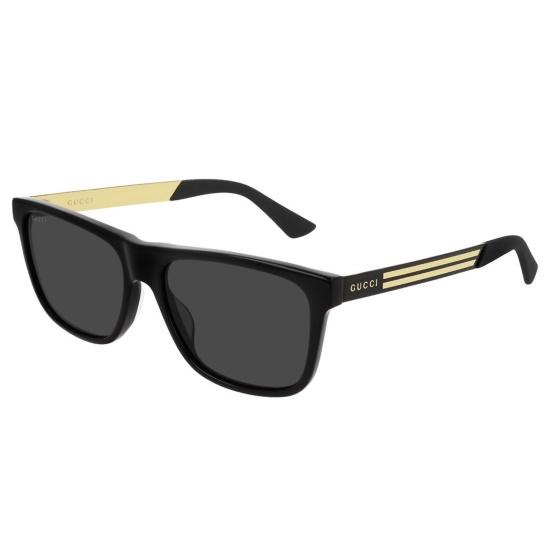 Picture of Gucci Men's Square Sunglasses - Black