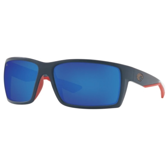Picture of Costa Del Mar Reefton - Matte Freedom Fade with Blue Lens