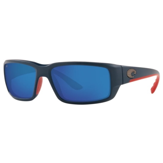 Picture of Costa Del Mar Fantail - Matte Freedom Fade with Blue Lens