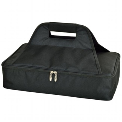 Picture of Picnic at Ascot Insulated Casserole Carrier - Black