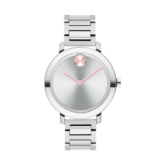 Picture of Movado Bold Ladies' Stainless Steel Watch