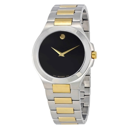 Picture of Movado Corporate Exclusive Gents Two-Tone Watch