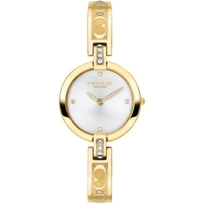 Picture of Coach Chrystie Gold-Tone Watch