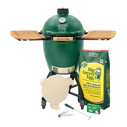 Picture of Big Green Egg Large Grill Package