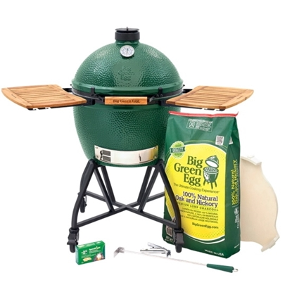Picture of Big Green Egg XL Grill Package