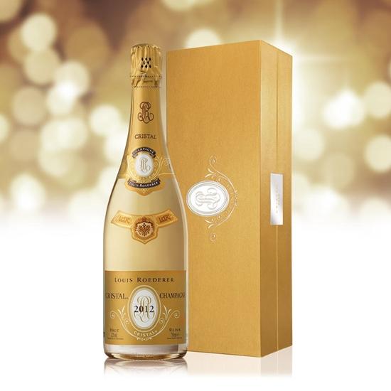 Picture of 2012 Louis Roederer 'Cristal' Brut Champagne, France