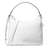 Picture of Michael Kors Aria Large Shoulder - Optic White