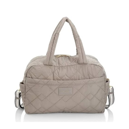 Picture of Marc Jacobs Quilted Nylon Large Weekender