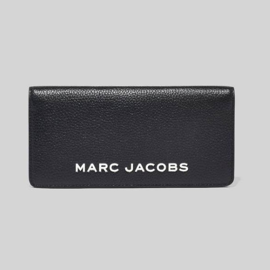 Picture of Marc Jacobs The Bold Open Face Wallet - Black