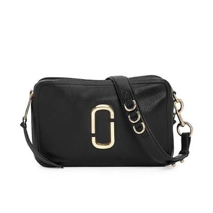 Picture of Marc Jacobs The Softshot 27 - Black
