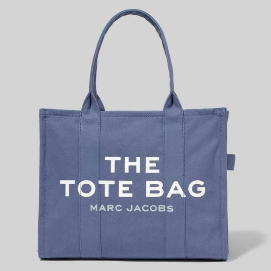 Picture of Marc Jacobs The Traveler Tote - Blue Shadow