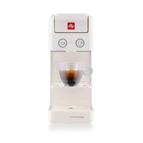 Picture of Illy Y3.3 Espresso & Coffee Machine - White