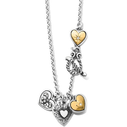 Picture of Brighton One Heart Short Necklace