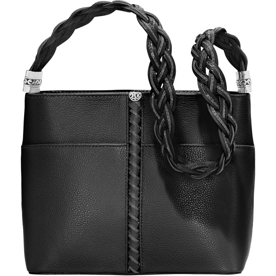 Picture of Brighton Beaumont Bucket Bag - Black