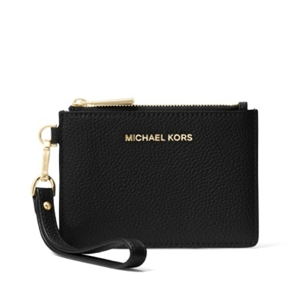 Picture of Michael Kors Small Coin Purse - Black