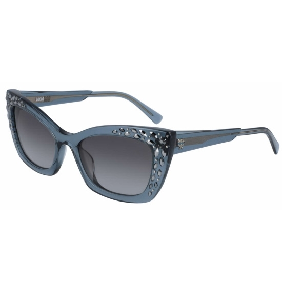 Picture of MCM Cat Eye Acetate Sunglasses with Slate Lens