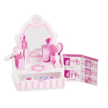 Picture of Melissa & Doug® Beauty Salon Play Set