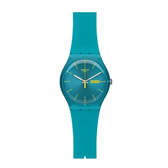 Picture of Swatch ''Turquoise Rebel'' Watch