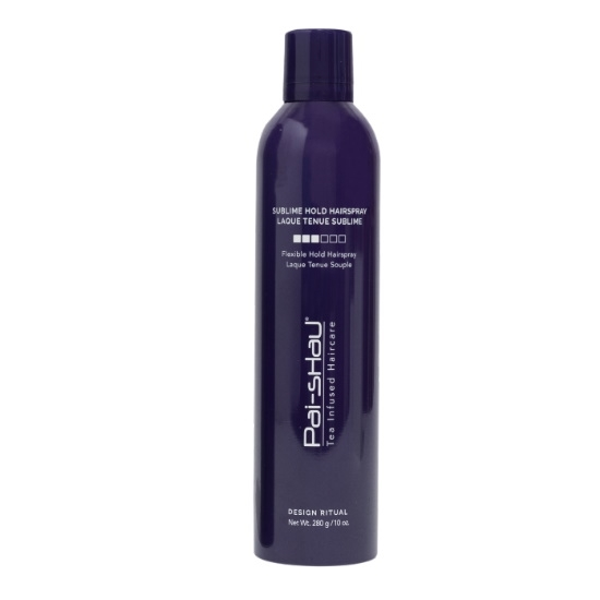 Picture of Pai-Shau Sublime Flexible Hold Hairspray - 10 oz.