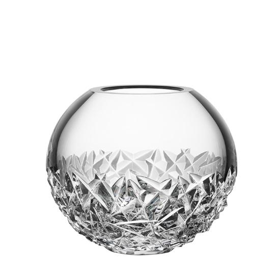 Picture of Orrefors Carat Globe Vase Large