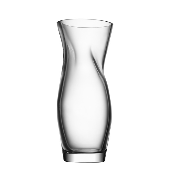 Picture of Orrefors Squeeze Vase Tall - Clear