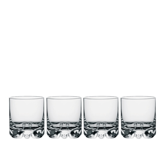Picture of Orrefors Erik Double Old Fashion Glasses - Set of 4
