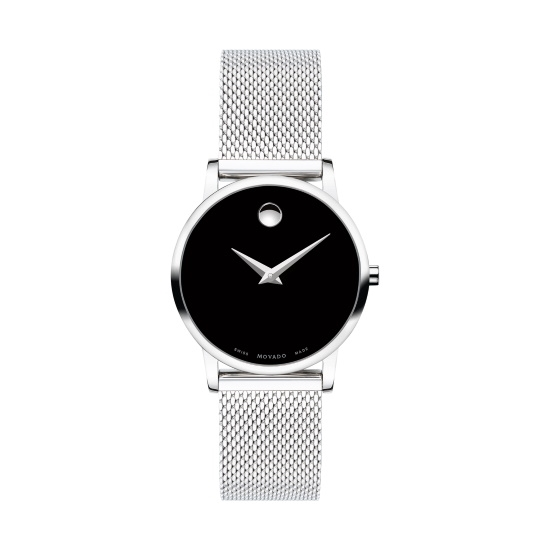 Picture of Movado Museum Classic Ladies' Stainless Steel Mesh Watch