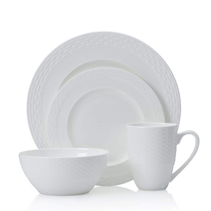 Picture of Mikasa Ortley 16-Piece Dinnerware Set