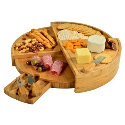 Picture of Picnic at Ascot™ Vienna Cheese Set