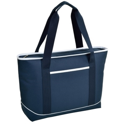Picture of Picnic at Ascot™ Large Insulated Tote - Blue