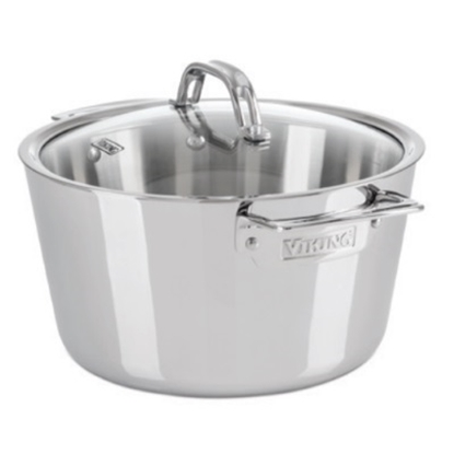 Picture of Viking Contemporary 5.2-Qt. Dutch Oven with Lid