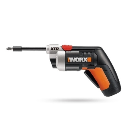 Picture of WORX XTD 4V Lithium-Ion Extended Reach Cordless Screwdriver
