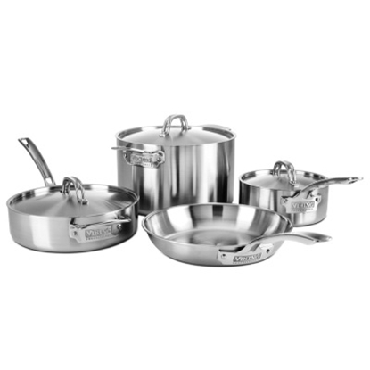 Picture of Viking Professional 5-Ply 7-Piece Cookware Set