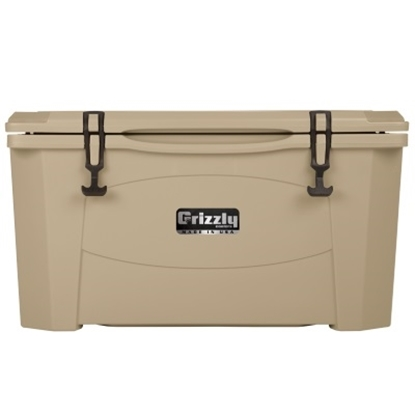 Picture of Grizzly 60-Qt. Cooler - Tan