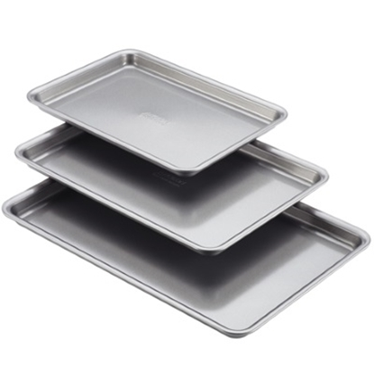 Picture of Anolon® Bakeware 3-Piece Cookie Sheet Set