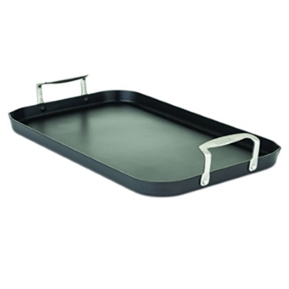 Picture of Viking Hard Anodized Nonstick 18'' Double Burner Griddle