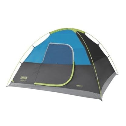 Picture of Coleman® Tent 6-Person Darkroom Sundome