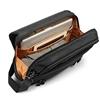 Picture of Samsonite Kombi Flapover Briefcase - Black/Brown