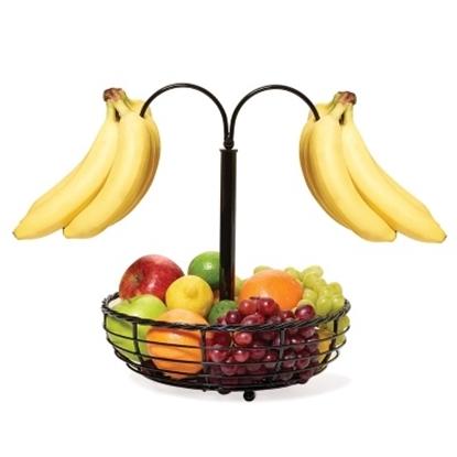 Picture of Mikasa Gourmet Basics Double Banana Hook Basket