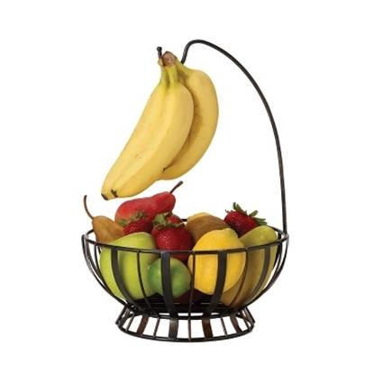 Picture of Mikasa Gourmet Basics Fruit Basket With Banana Hook