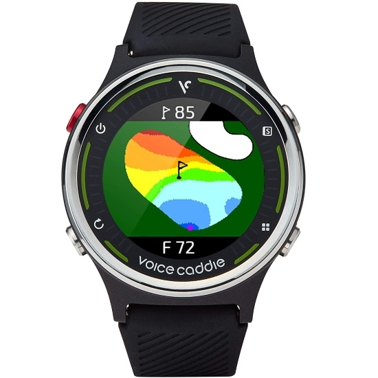 Picture of Voice Caddie G1 GPS Watch with Green Undulation & Slope